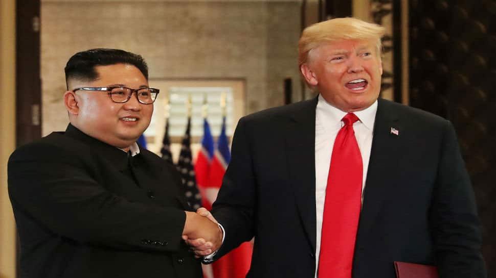 કિમને મળીને અમેરિકા પહોંચ્યા ટ્રમ્પ કહ્યું, ઉત્તર કોરિયાથી કોઇ ખતરો નહી