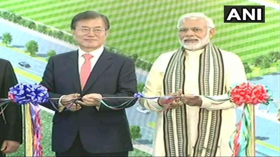 કોરિયન ટેક્નોલોજી અને ભારતનું સોફ્ટવેર બંન્નેથી તૈયાર થશે વિશ્વશ્રેષ્ઠ પ્રોડક્ટ: PM મોદી