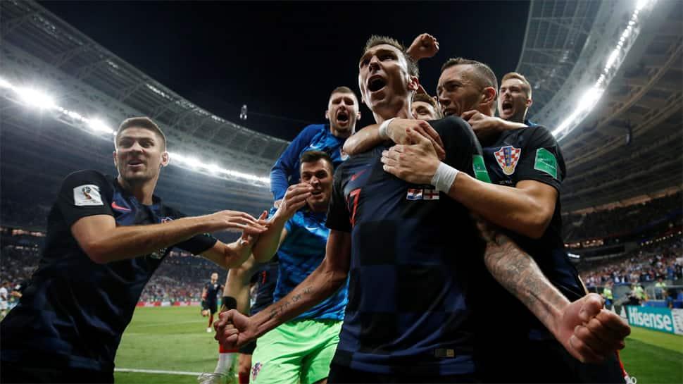 ફિફા વર્લ્ડ કપ: ઈંગ્લેન્ડને 2-1થી કચડીને પહેલીવાર ફાઈનલમાં પહોંચ્યું ક્રોએશિયા