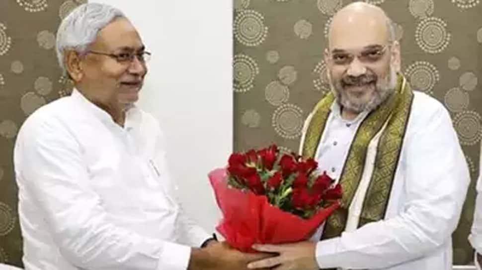 બિહારમાં JDU-BJP ગઠબંધન અતુટ,તમામ 40 સીટો પર મળશે જીત: શાહ