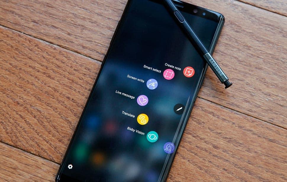 Samsung Galaxy in market