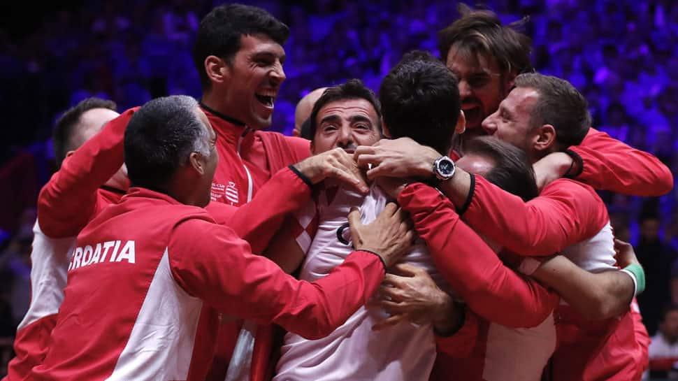 ટેનિસઃ ક્રોએશિયા બન્યું ડેવિસ કપ ચેમ્પિયન, ફ્રાન્સ સાથે લીધો ફીફા વર્લ્ડ કપની હારનો બદલો