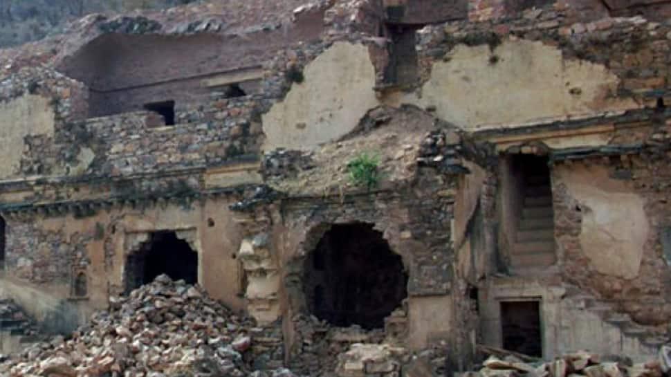 ભાનગઢ કિલ્લો, રાજસ્થાન
