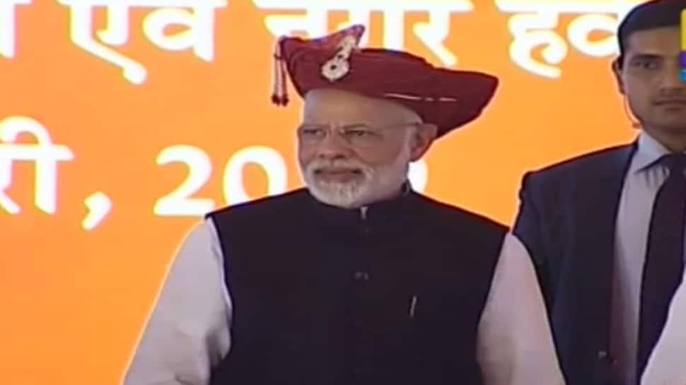 મમતાની મહારેલી પર PMનો સીધો વાર, 'ગમે તેટલા ગઠબંધન કરે, પણ તેમના કુકર્મોથી તેઓ નહિ બચે'