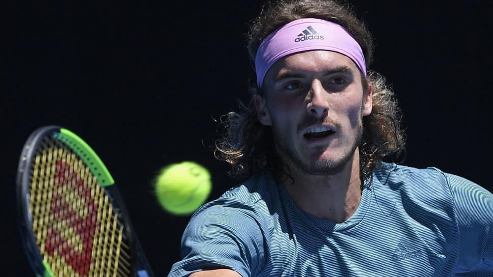 Australian open: 20 વર્ષનો સિતસિપાસ સેમીફાઇનલમાં, હવે નડાલ સામે ટક્કર