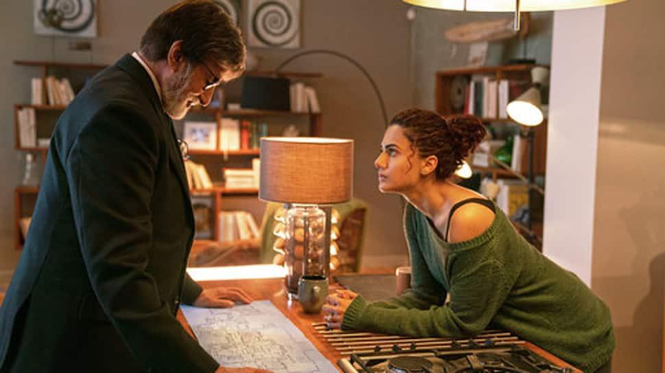 ફિલ્મ ''બદલા''માં અમિતાભ બચ્ચને 'ગુડિયા'ને આપ્યો પોતાનો અવાજ!