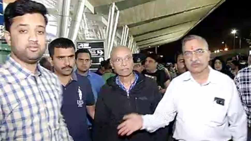 Jayanti Bhanushali murder case: Former MLA Chhabil Patel arrested