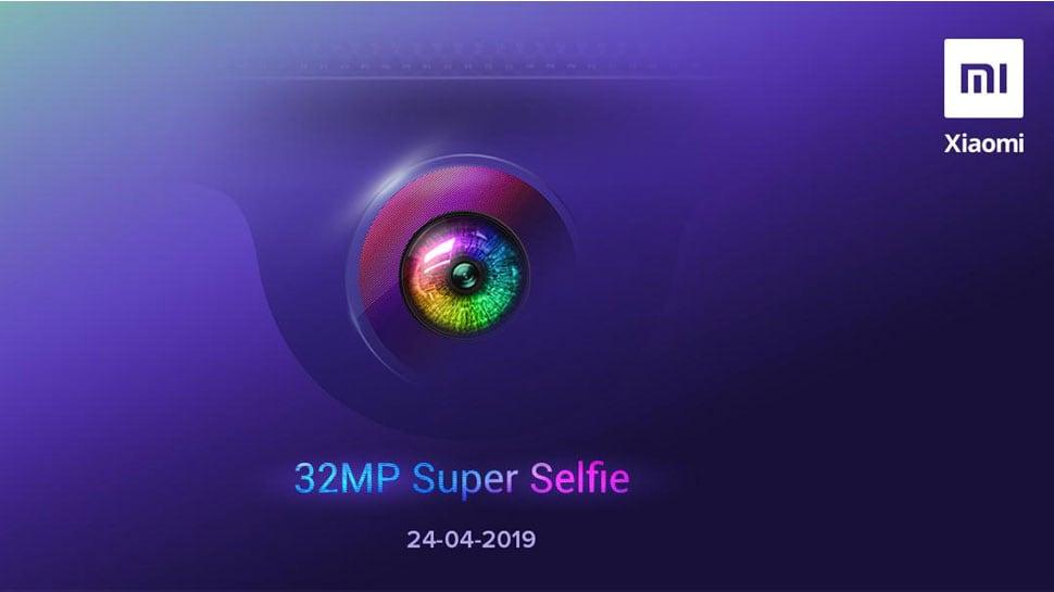 Redmi Y3 આ તારીખે થશે લોન્ચ, 32MP નો હશે સુપર સેલ્ફી કેમેરા