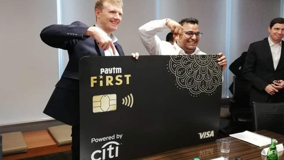પેટીએમએ લોન્ચ કર્યું ઇન્ટરનેશનલ Credit Card, દરેક ટ્રાંજેક્શન પર મળશે આટલું કેશબેક