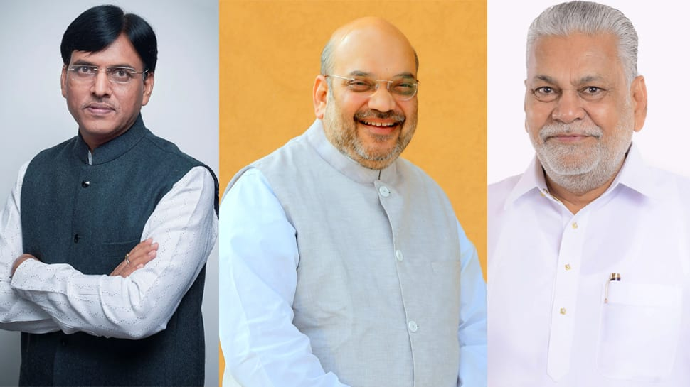 ગુજરાતના ત્રણ નેતાઓનો મોદી સરકારના મંત્રી મંડળમાં થયો સમાવેશ