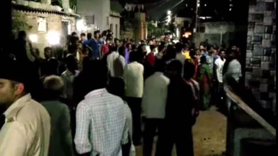 જામનગર : બે ગ્રૂપ વચ્ચે જૂથ અથડામણથી મોડી રાત્રે પોલીસ દોડતી થઈ