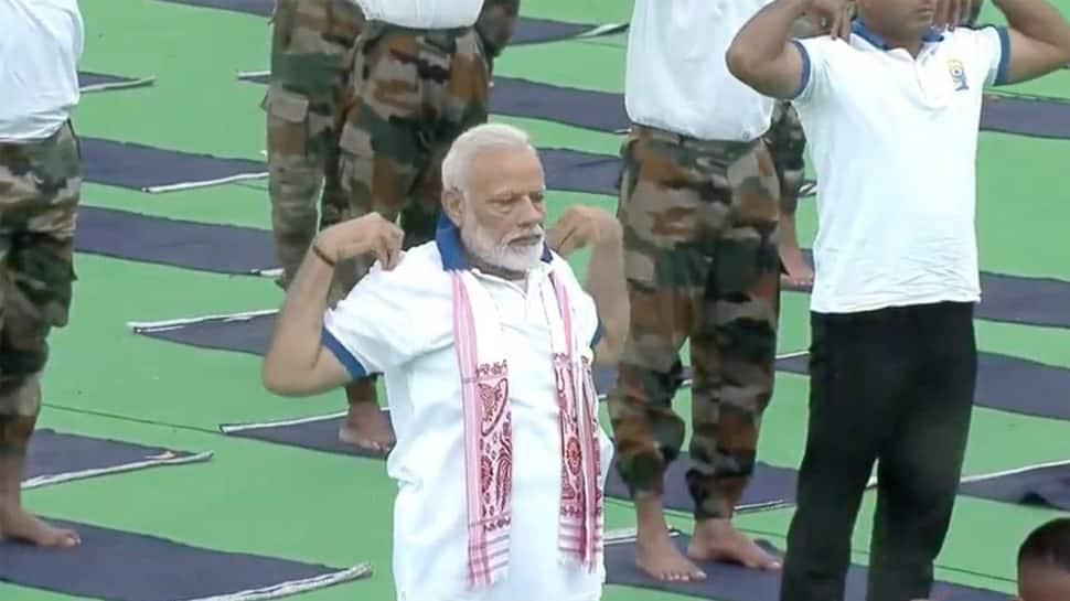 વિશ્વ યોગ દિવસ પર PM મોદીએ યોગ પર કરી મહત્વની વાતો, જાણો શું કહ્યું?