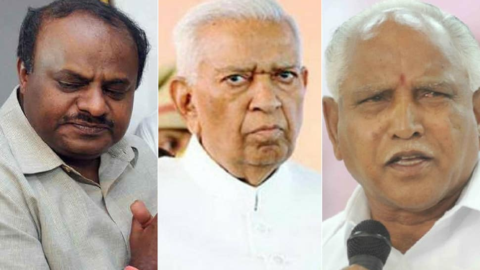 કર્ણાટક નાટક: 11 MLAને લઇ સ્પીકર કરશે નિર્ણય, BJP ધારાસભ્ય દળની યોજાશે બેઠક
