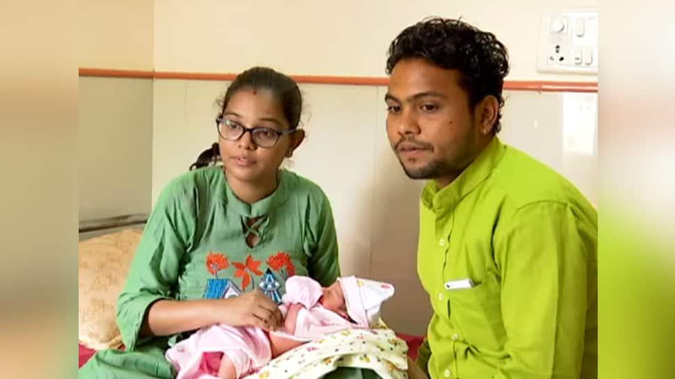 અમદાવાદ: જન્મજાત થેલેસેમિયા રોગથી પીડાતી મહિલાએ આપ્યો બાળકીને જન્મ