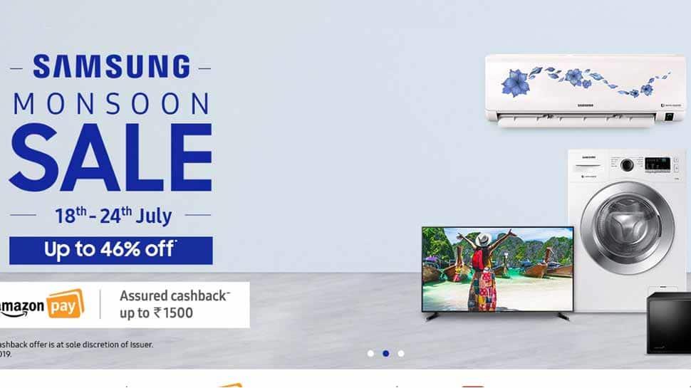 આજથી શરૂ થયો Samsung Monsoon Sale, ટીવી અને સ્માર્ટફોન પર બંપર ડિસ્કાઉન્ટ