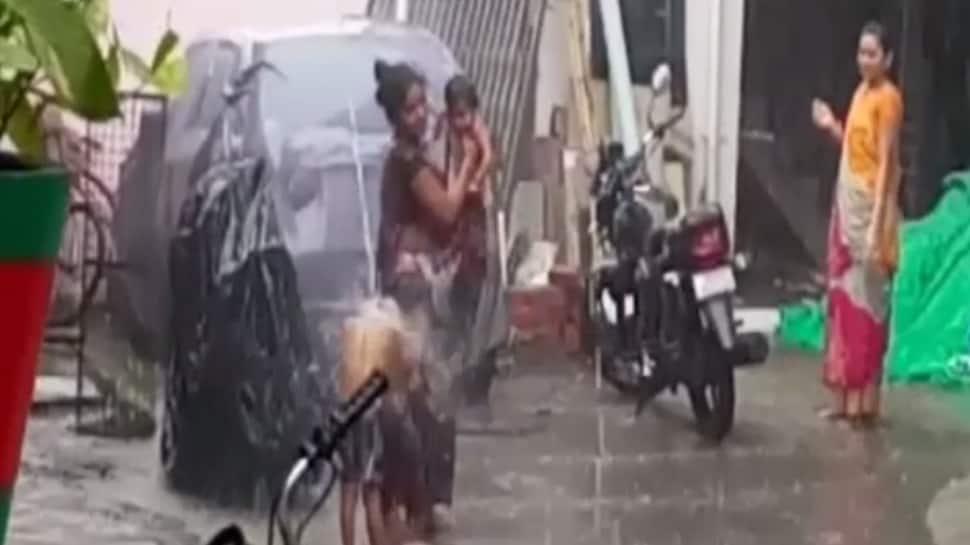 રાજ્યમાં ભારે વરસાદની આગાહી, દક્ષિણ ગુજરાતમાં સૌથી વધુ વાંસદામાં વરસાદ નોંધાયો