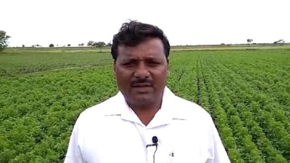 ગજબ ભેજુ છે આ ખેડૂતનું, ઓછા પાણીમાં પાક લઈને લાખો રૂપિયાની કમાણી કરી