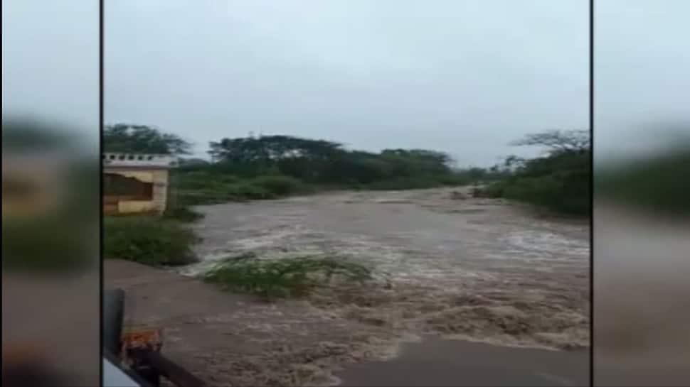 દક્ષિણ ગુજરાત અને સૌરાષ્ટ્રમાં મેઘમહેર, કપરાડમાં 4 ઈંચ, ઉનામાં 5 ઈંચ વરસાદ