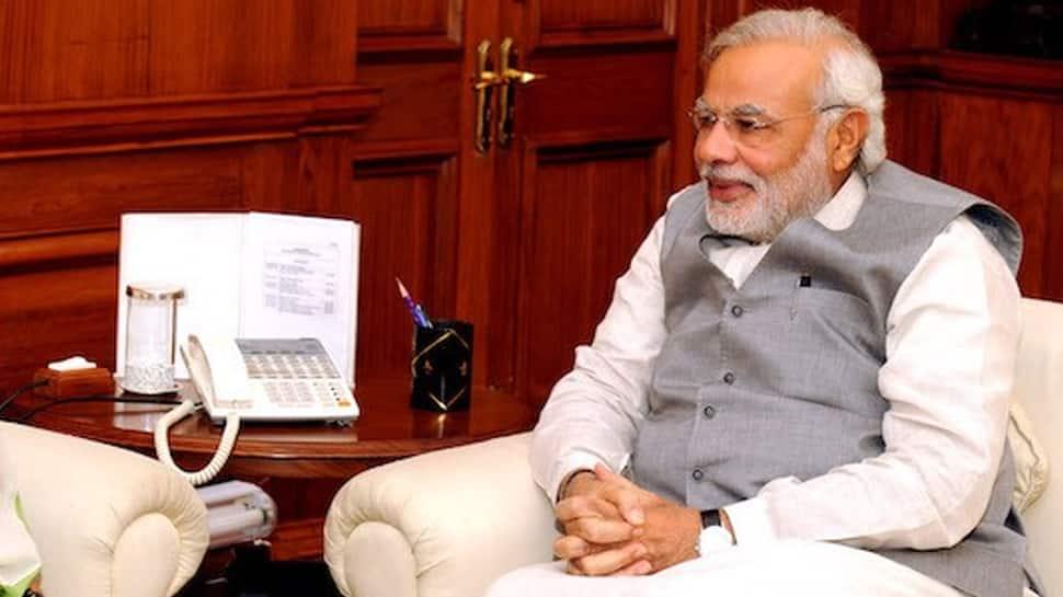 """PM Modi Interview : """"75 દિવસમાં કાશ્મીરથી કિસાન સુધી બધું જ કરી બતાવ્યું"""""""