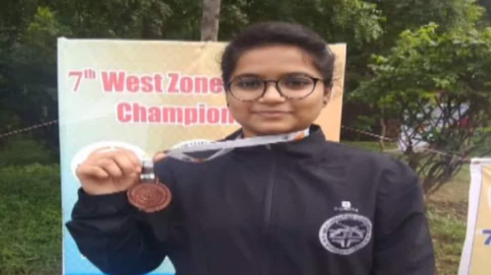 7th વેસ્ટ ઝોન શૂટિંગ ચેમ્પિયનશીપમાં ભરૂચની ખુશી ચુડાસમાએ જીત્યો બ્રોન્ઝ