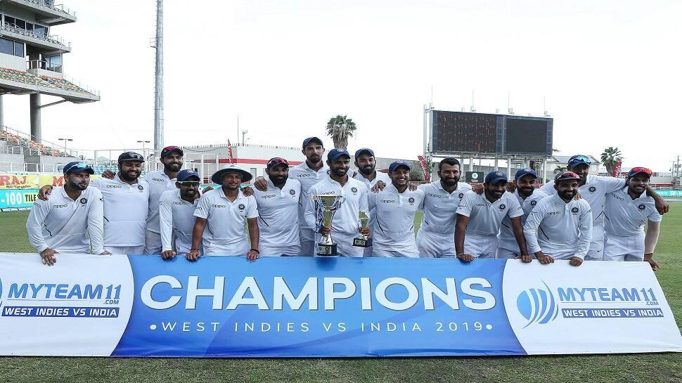 ICC વર્લ્ડ ટેસ્ટ ચેમ્પિયનશિપઃ 120 પોઈન્ટ સાથે ટોપ પર પહોંચી ટીમ ઈન્ડિયા, જાણો અન્ય ટીમોની સ્થિતિ