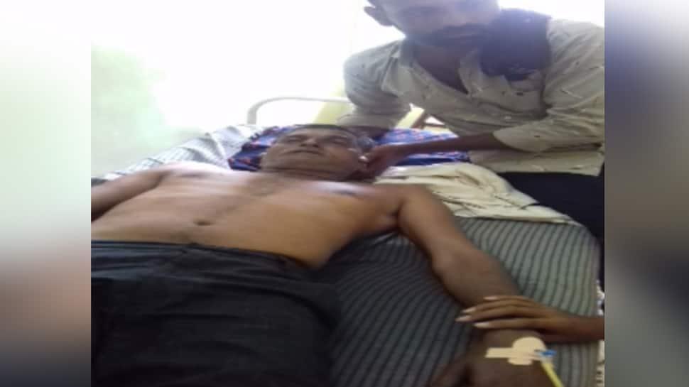 અમરેલી: ઝેરી મધમાખીઓ દ્વારા હુમલો કરાતા સારવાર દરમિયાન યુવકનું મોત