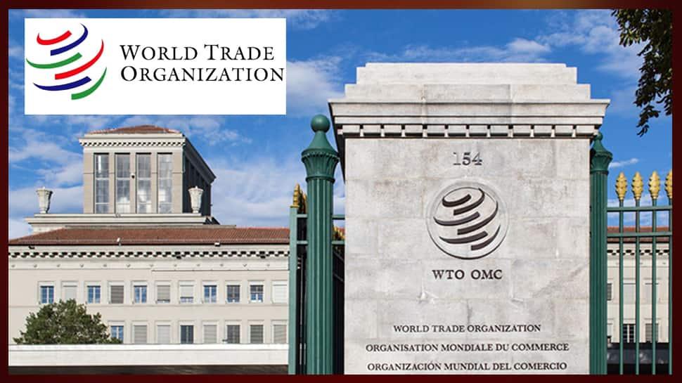 વ્યાપાર યુદ્ધના પગલે WTOએ વૈશ્વિક વેપારના વૃદ્ધિ દરના અનુમાનમાં કર્યો ઘટાડો