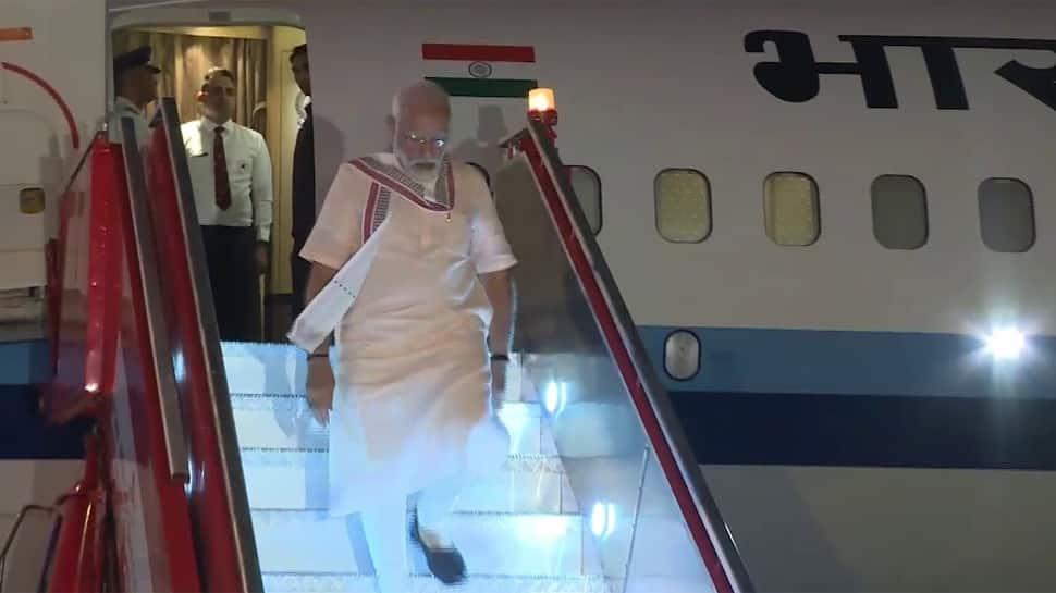 વડાપ્રધાન નરેન્દ્ર મોદી આજે સાંજે આવશે ગુજરાત, જાણો મીનીટ ટુ મીનીટનો કાર્યક્રમ