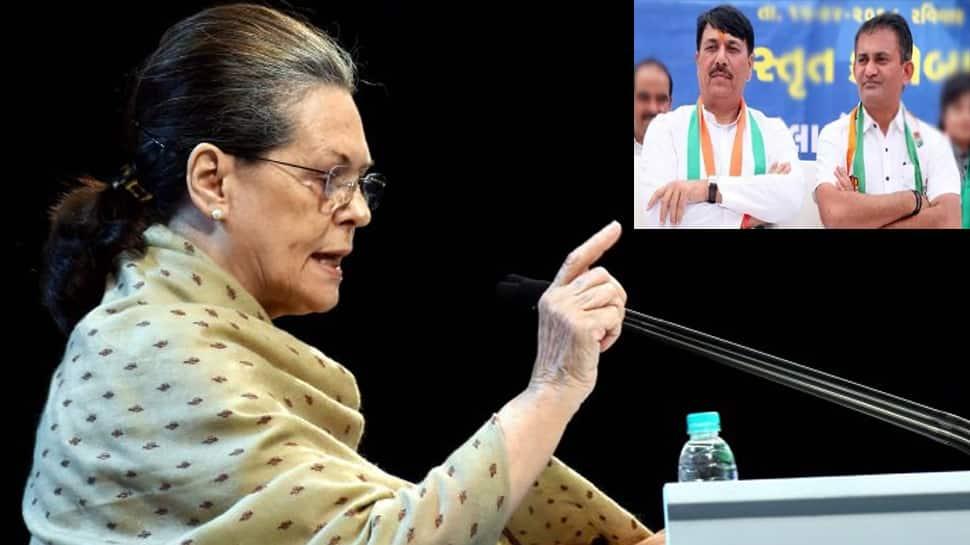 ગુજરાત કોંગ્રેસનું માળખુ વિખેરાયુ: જુથવાદ અને અસંતોષનું ભુત ફરી ધુણશે?