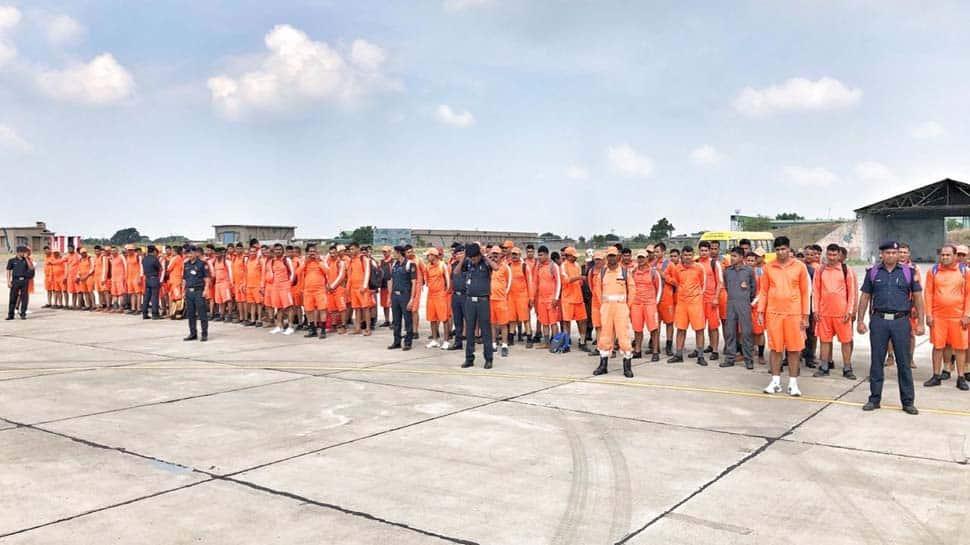 Maha Cyclone અપડેટ : દિલ્હી-હરિયાણા-પંજાબની NDRFની ટીમ ગુજરાત પહોંચી