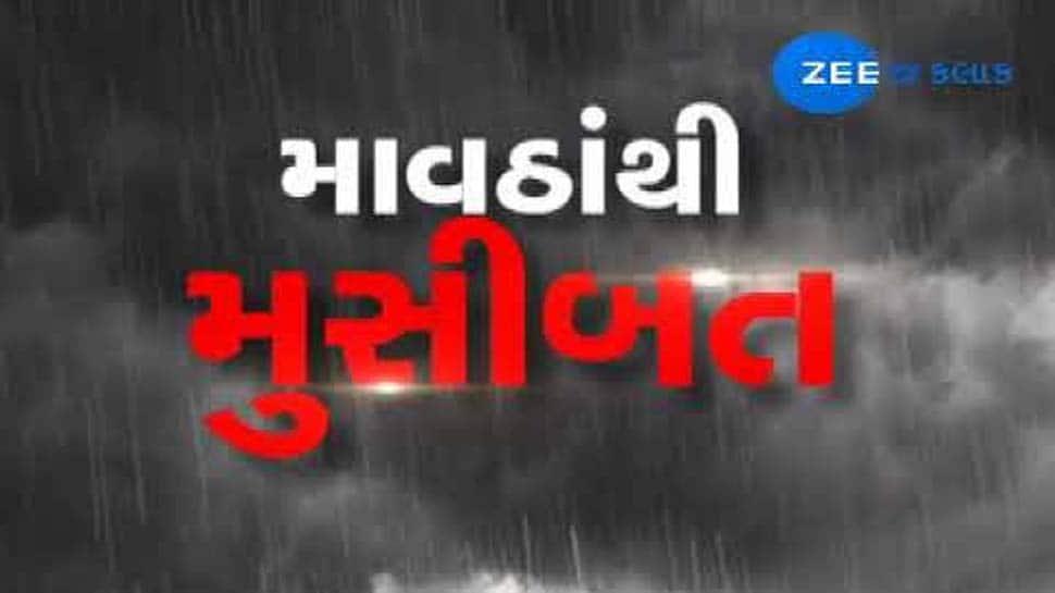 ગુજરાતમાં ફરી વરસાદની આગાહી, આ 2 દિવસોમાં વરસશે વરસાદ