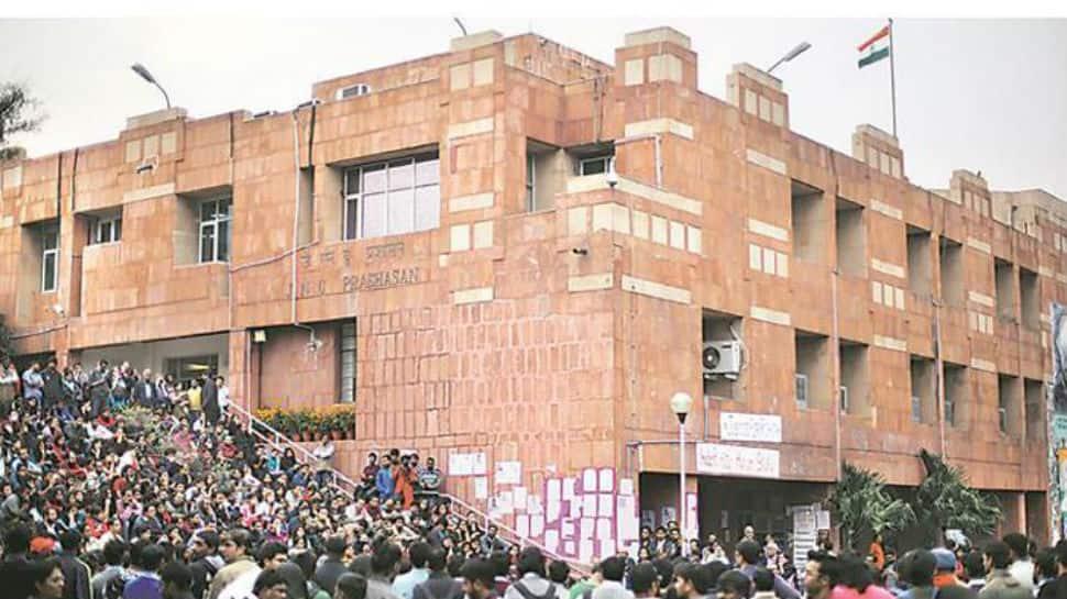 JNU માં હોબાળો યથાવત, સંસદ સુધી માર્ચ કરશે વિદ્યાર્થીઓ: દિલ્હી પોલીસ એલર્ટ
