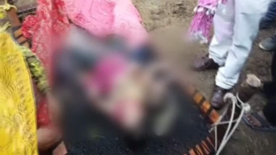 મહીસાગર: માતાએ 3 પુત્રીઓ સાથે કૂવામાં ઝંપ લાવતા પંથકમાં હાહાકાર મચ્યો, ચારેયના મોત
