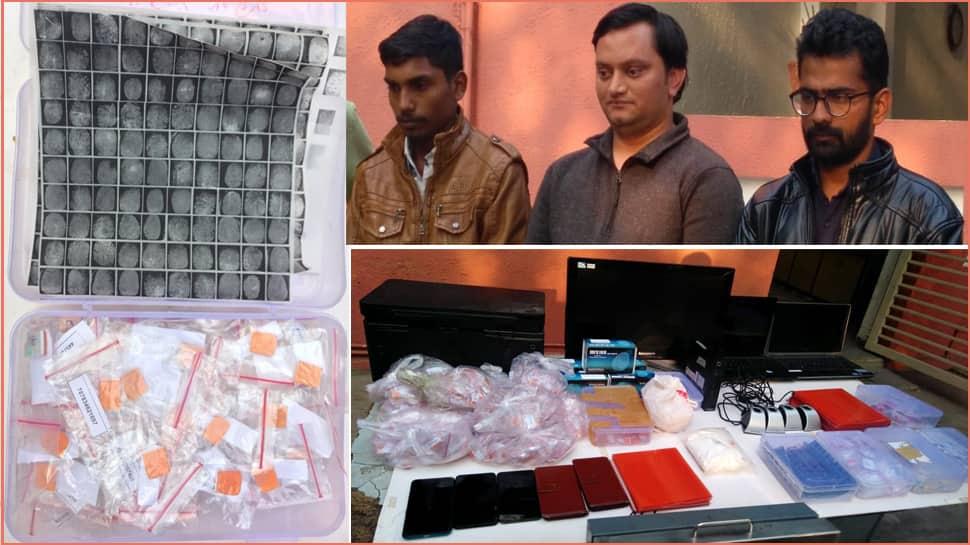 Cyber Crime : બાયોમેટ્રિક ડાટામાંથી રબરપ્રિન્ટ બનાવીને વેચતા ભેજાબાજો પકડાયા