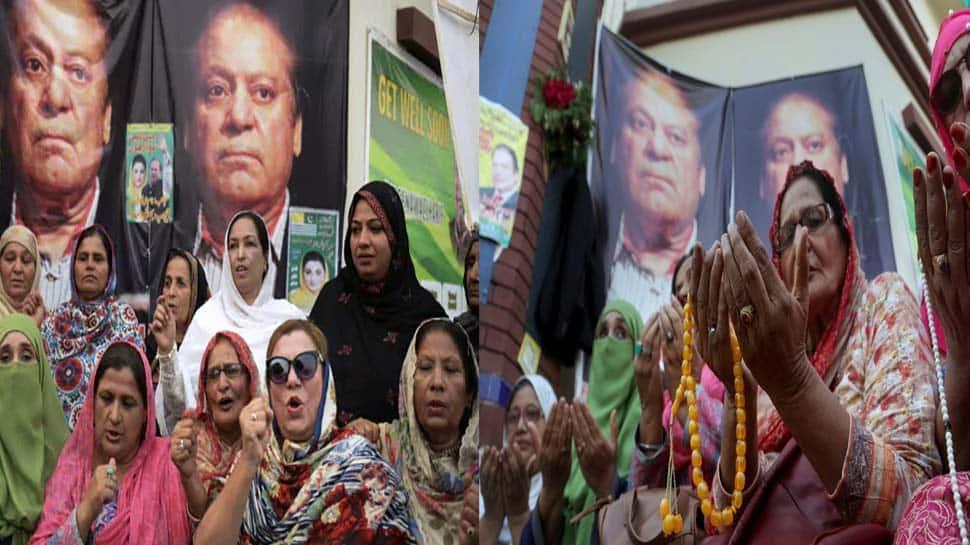 નવાઝ શરીફઃ હવે 'દુઆઓ' જ એકમાત્ર સહારો, પાકિસ્તાન-લંડનના ડોક્ટરોએ હાથ કર્યા ઊંચા