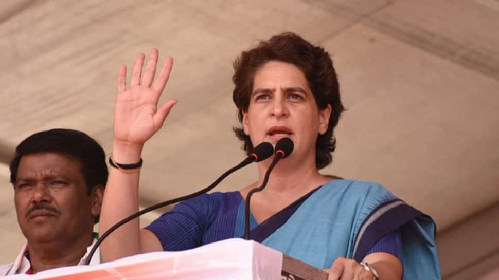 'ભારત બચાવો' રેલીમાં પ્રિયંકા ગાંધીનો ભાજપ પર હુમલો, કહ્યું-દેશ વ્હાલો હોય તો અવાજ ઉઠાવો'