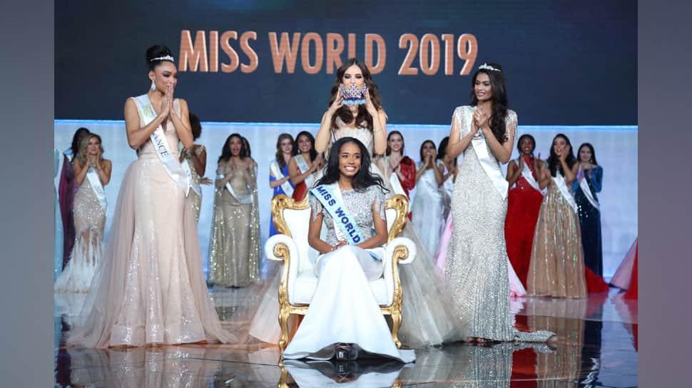 ભારતીય મૂળની મિસ જમૈકા બની Miss World 2019, ભારતની સુમન રાવ સેકન્ડ રનર અપ