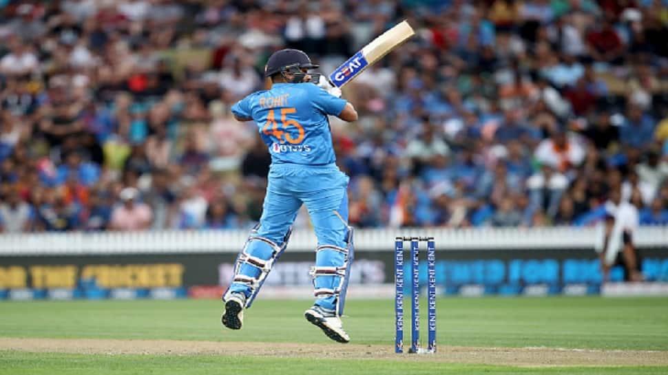 હેમિલ્ટન ટી20: રોહિત શર્માએ ઓપનર તરીકે આંતરરાષ્ટ્રીય ક્રિકેટમાં પૂરા કર્યા 10 હજાર રન