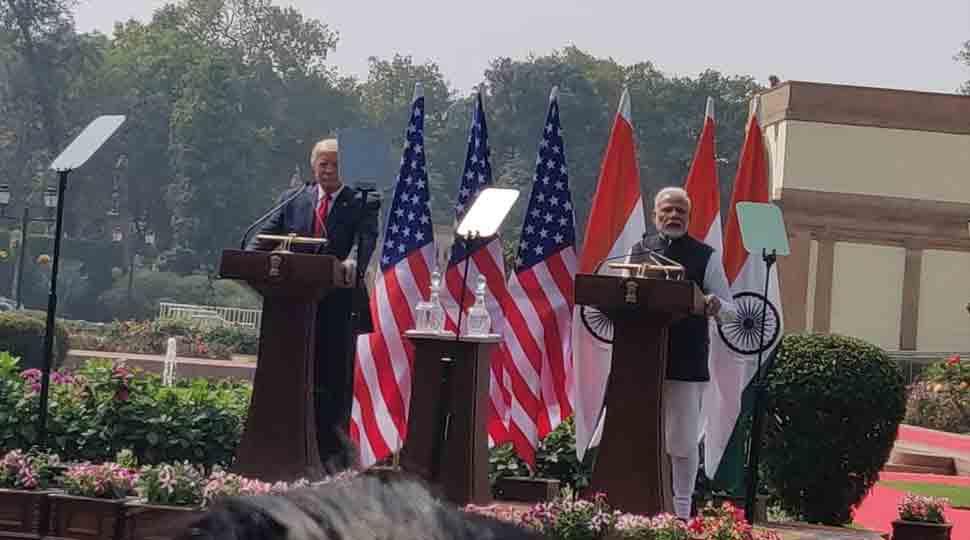 ભારત-અમેરિકા વચ્ચે 3 અબજ ડોલરની ડિફેન્સ ડીલ,  ટ્રેડ ડીલ પર શરૂ થશે વાત