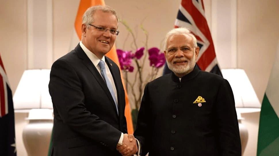 કોરોના સંકટ વચ્ચે ભારત-ઓસ્ટ્રેલિયા વચ્ચે મહત્વપૂર્ણ રક્ષા કરાર, PM મોદીએ કહી આ વાત