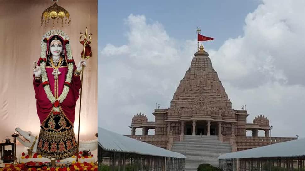 રાજકોટ: આજથી કાગવડ સ્થિત ખોડલધામ મંદિર દર્શનાર્થીઓ માટે ખુલ્યું, આ સૂચનાઓનું કરવું પડશે પાલન