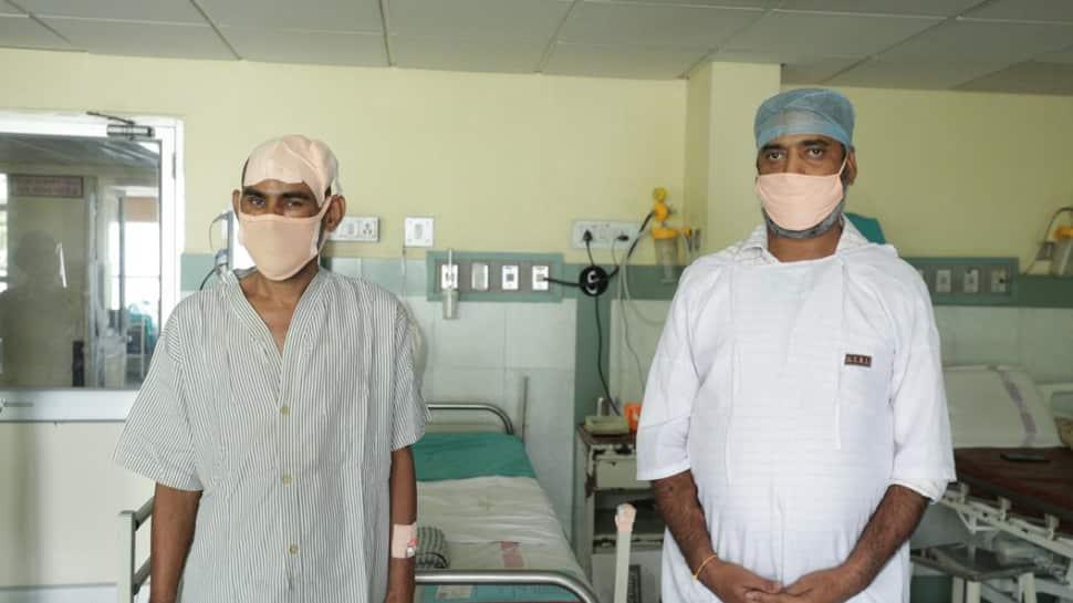 વિશ્વ બ્રેઈન ટ્યૂમર ડે: રાજસ્થાનના દર્દીની સિવિલમાં સફળ સર્જરી, બ્રેઈનમાંથી દૂર કરાઈ 140 ઘન સે.મી.ની ગાંઠ