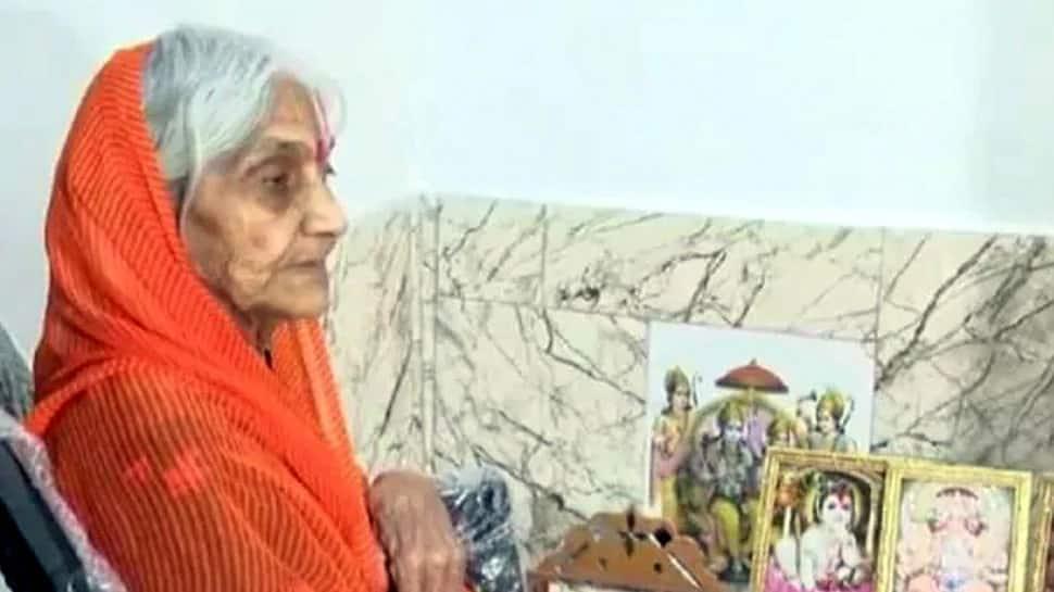 રામ મંદિર નિર્માણ માટે 88 વર્ષના ઉર્મિલાબહેનનો 28 વર્ષથી અન્નનો ત્યાગ, હવે અયોધ્યા જઈને તોડશે વ્રત