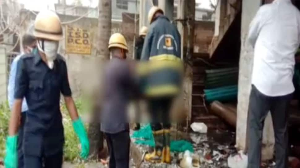 સુરતમાં બ્લાસ્ટ થતા સ્થાનિકોમાં અફરાતફરી, એક વ્યક્તિનું સ્થળ પર મોત