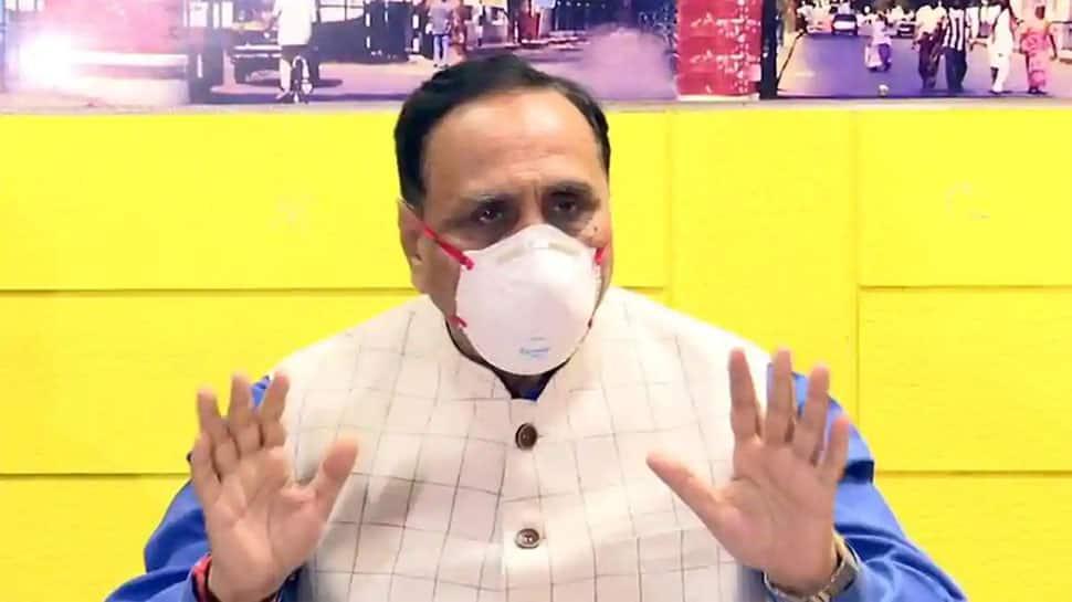ગુજરાત વિધાનસભા સત્ર: કોરોનાને ઘટાડવા માટે કામગીરી ચાલુ છે, કોંગ્રેસ પાસે કોઈ મુદ્દા નથી- CM રૂપાણી