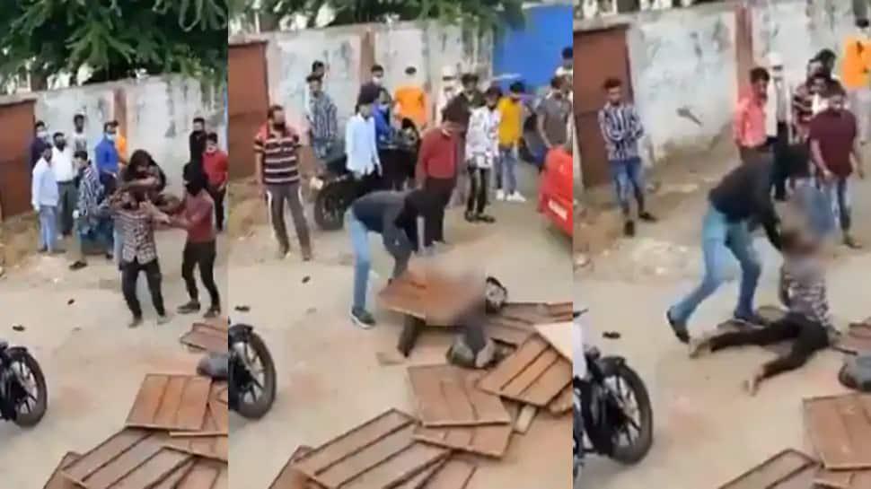 VIDEO: ગરીબ ડ્રાઈવરને માર મારી અધમૂઓ કરનાર મુખ્ય આરોપીનું નીકળ્યું કોંગ્રેસ સાથે કનેક્શન!