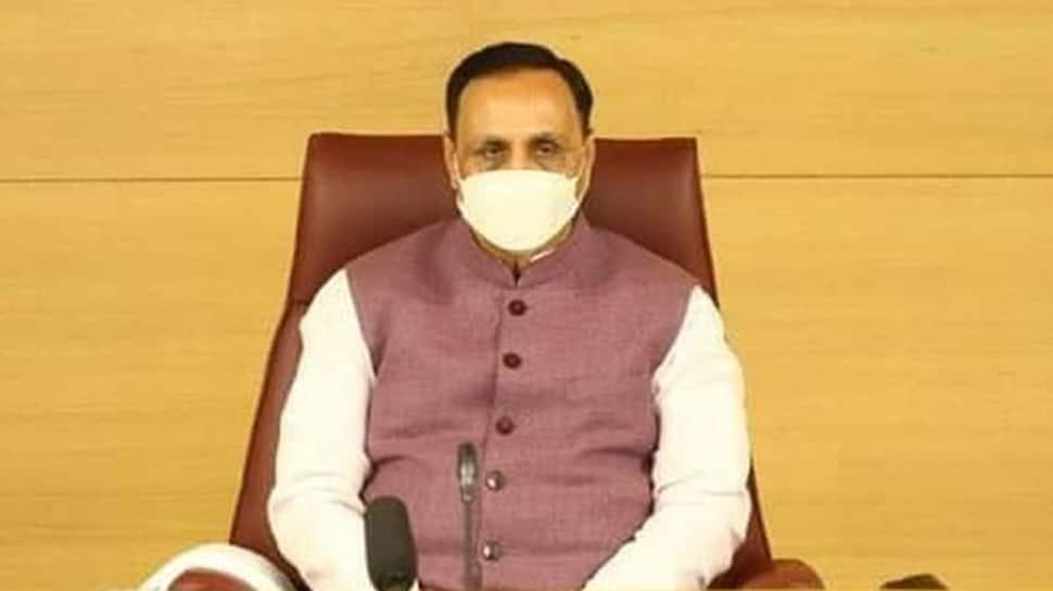 CM રૂપાણીએ કહ્યું માસ્ક જ હાલ કોરોનાની દવા, કૃપા કરી નાગરિકો જવાબદાર રહે