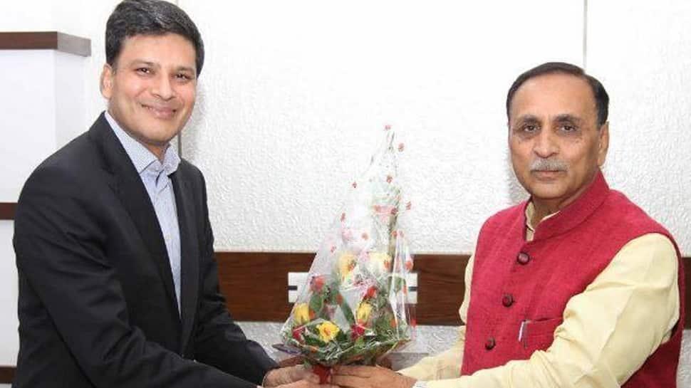 ઝિંદાલ ગ્રુપ પોર્ટ ક્ષેત્રે કરશે ગુજરાતમાં રોકાણ,મુખ્યમંત્રી સાથેમુલાકાત બાદ નિર્ણય