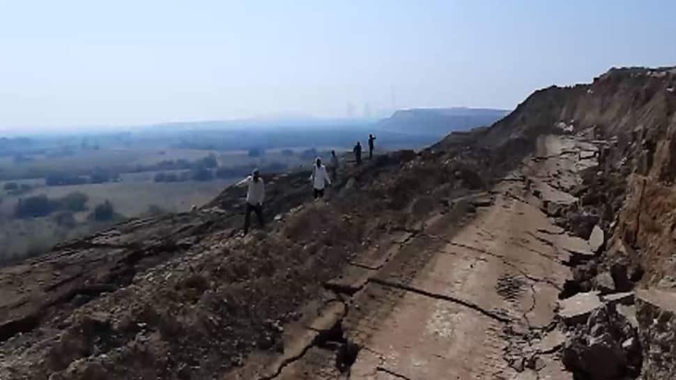 ભાવનગરમાં વિચિત્ર ઘટના: 250 ફૂટ ઉંચો માટીનો ડુંગર એકાએક થઇ ગયો ગાયબ, લોકોમાં આશ્ચર્ય