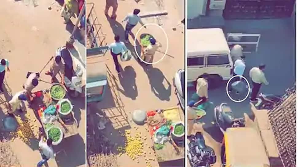 અમદાવાદ: પોલીસે શાકભાજીની લારીમાં ચલાવી લૂંટ, તપાસમાં થયો ચોંકાવનારો ખુલાસો